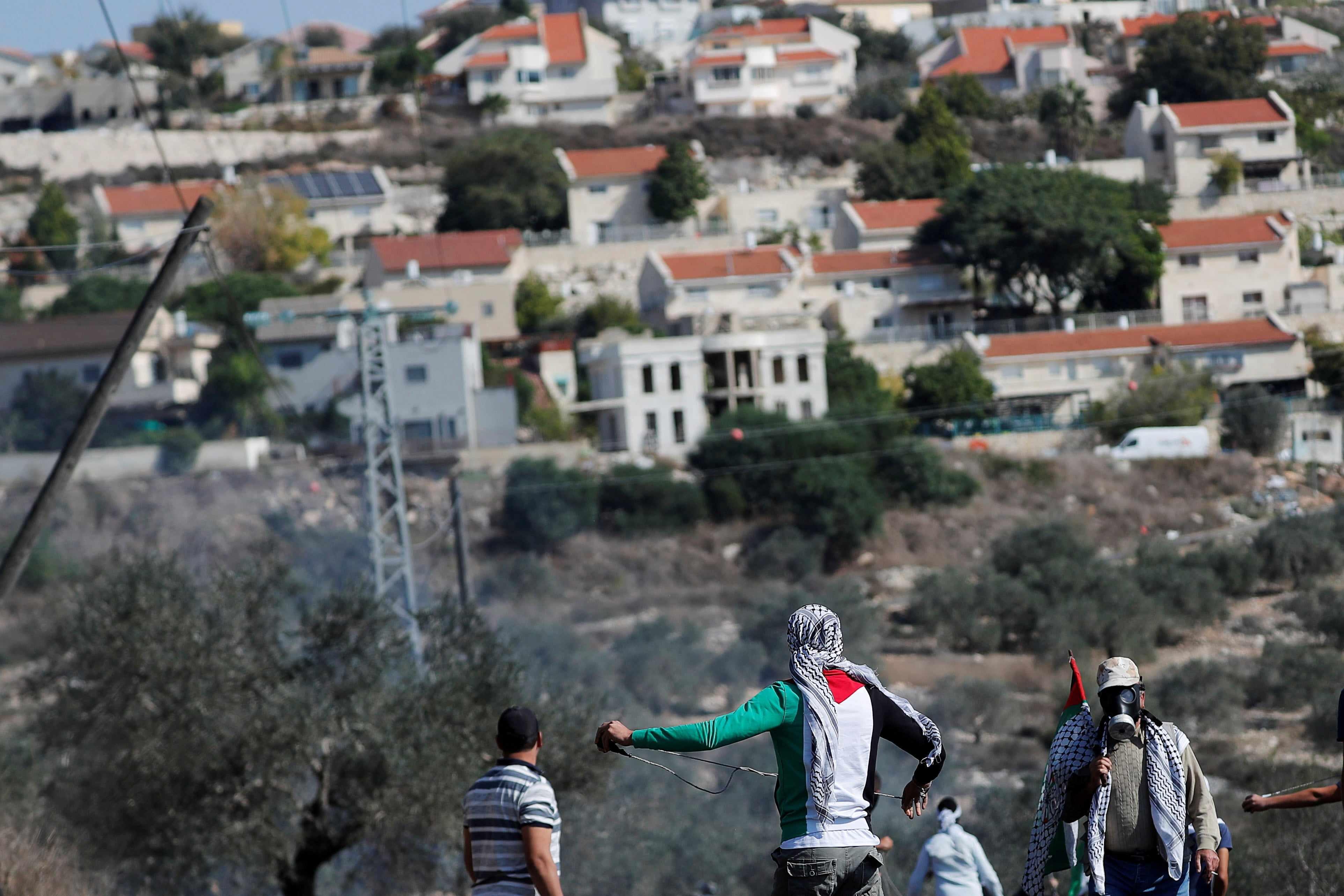 israel homes west bank settler