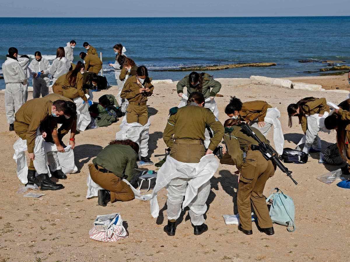 israel investigation oil gag unusual