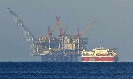 israel states arab energy sector