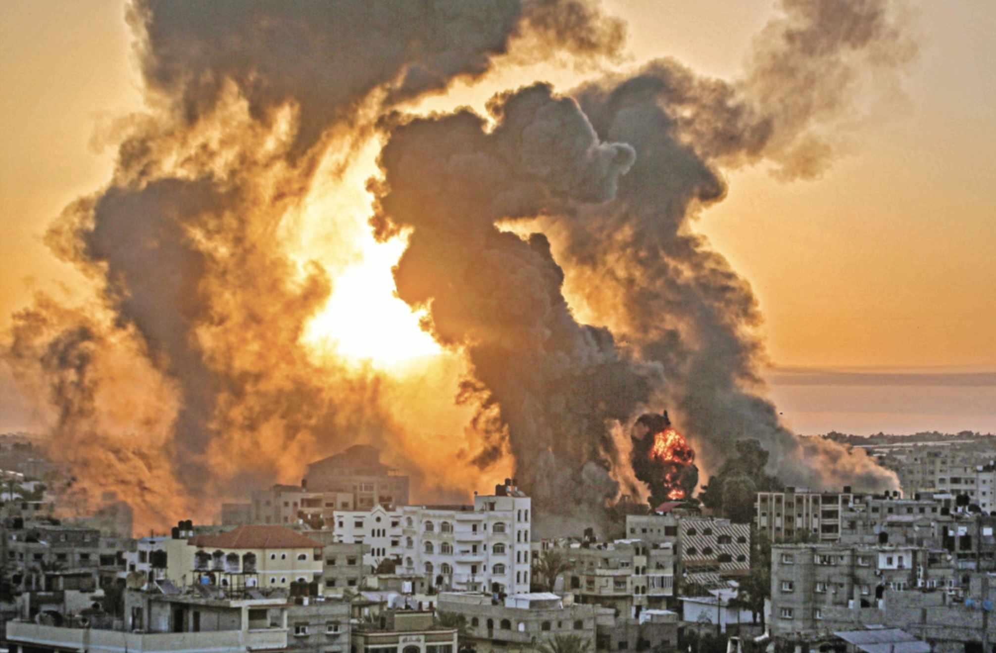 israel uae conflict experts good