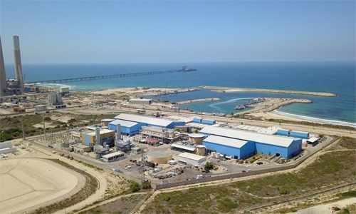 israel water mekorot company technology