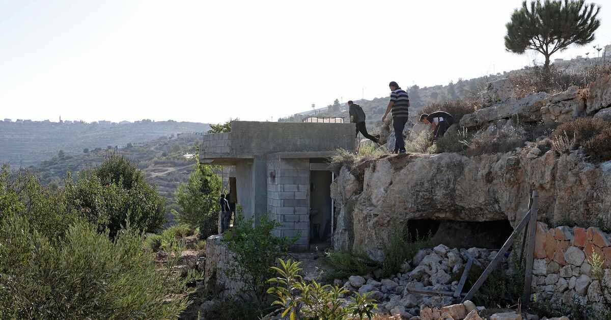 israeli, west, bank, hamas, gaza,