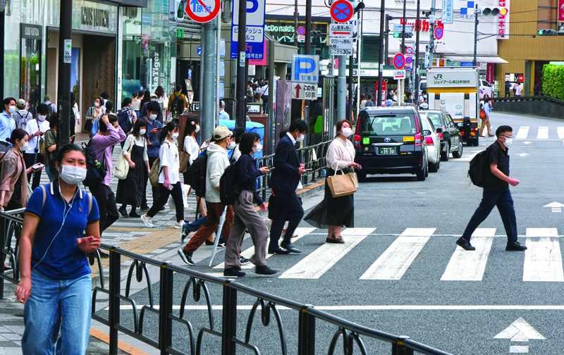 japan gdp shrinks virus economy