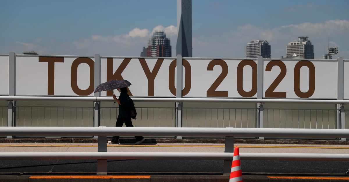 japan olympics summer reuters