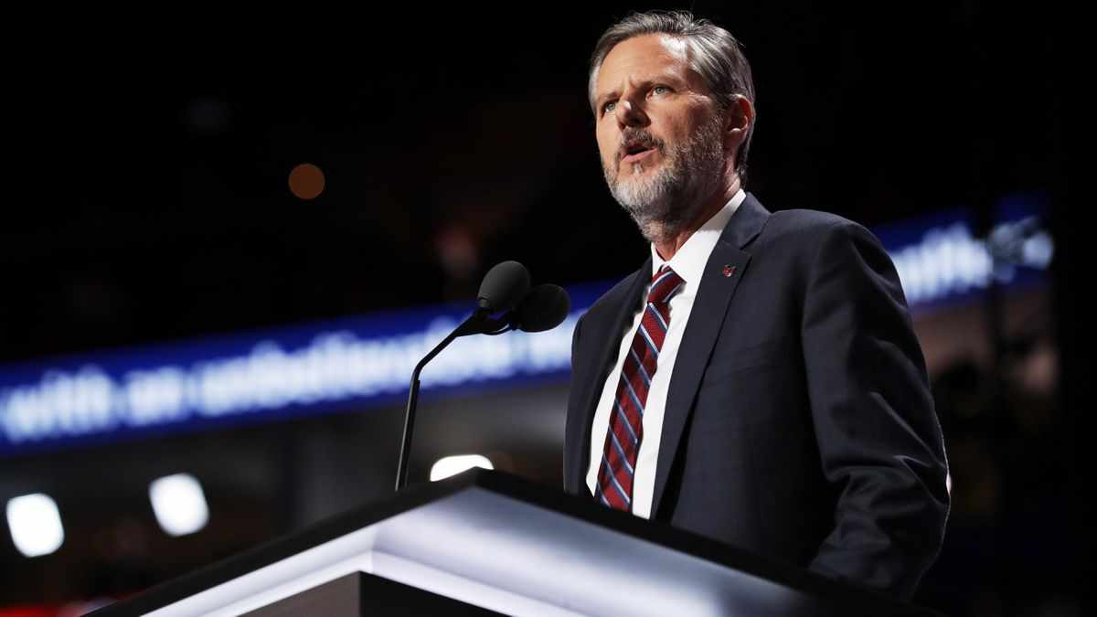 jerry falwell string scandals scandal