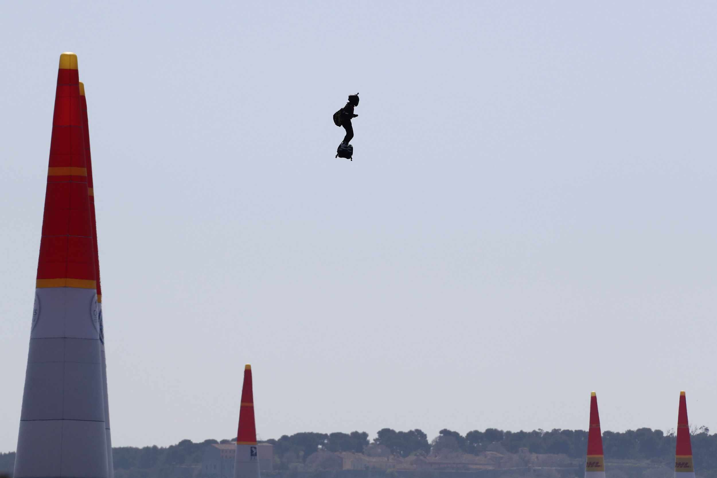 jetpack feet los angeles flying
