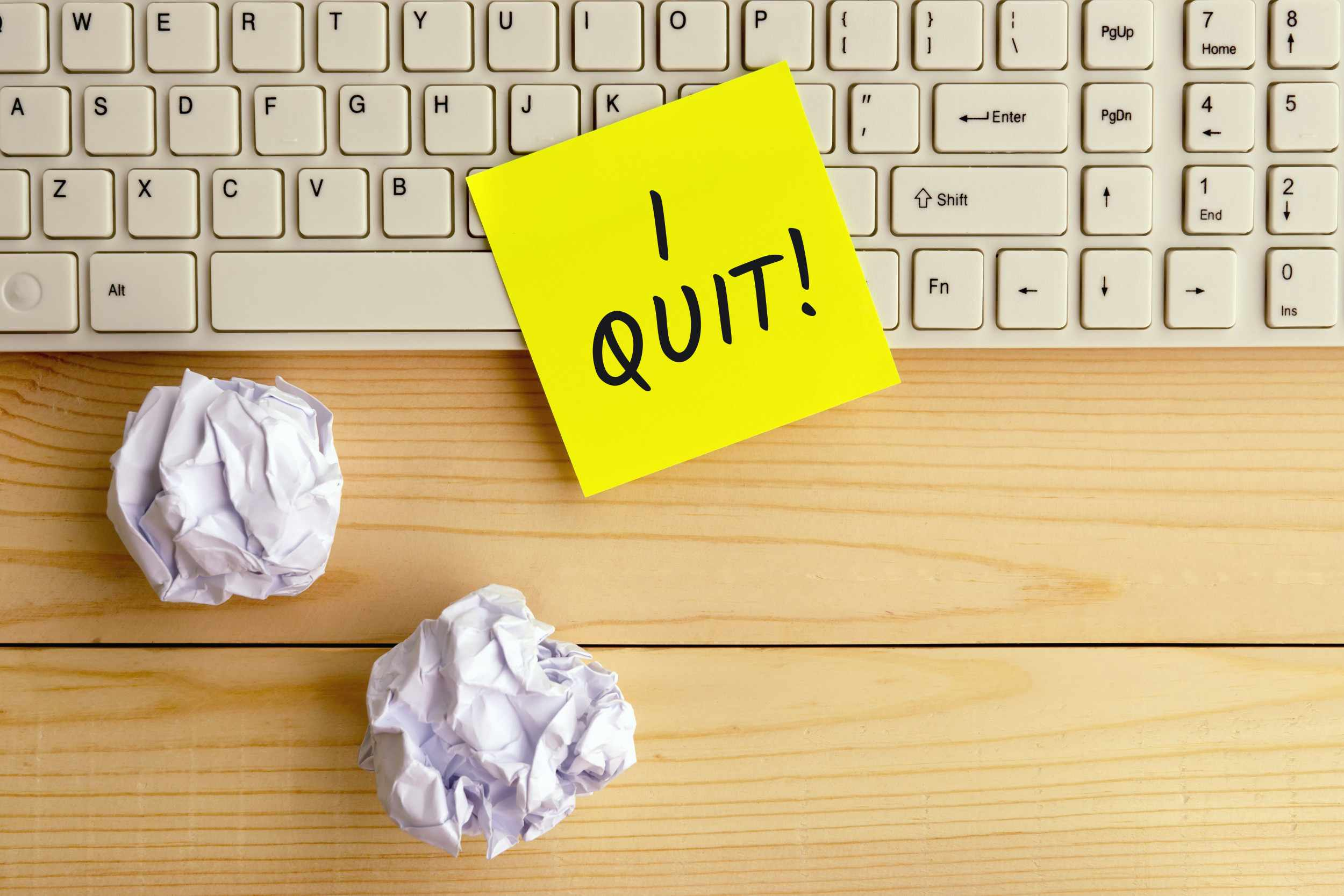 job don throngs quitters restless