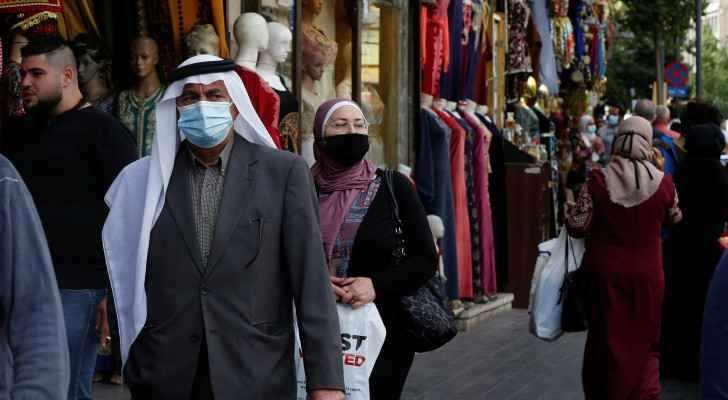 jordan cases coronavirus roya english