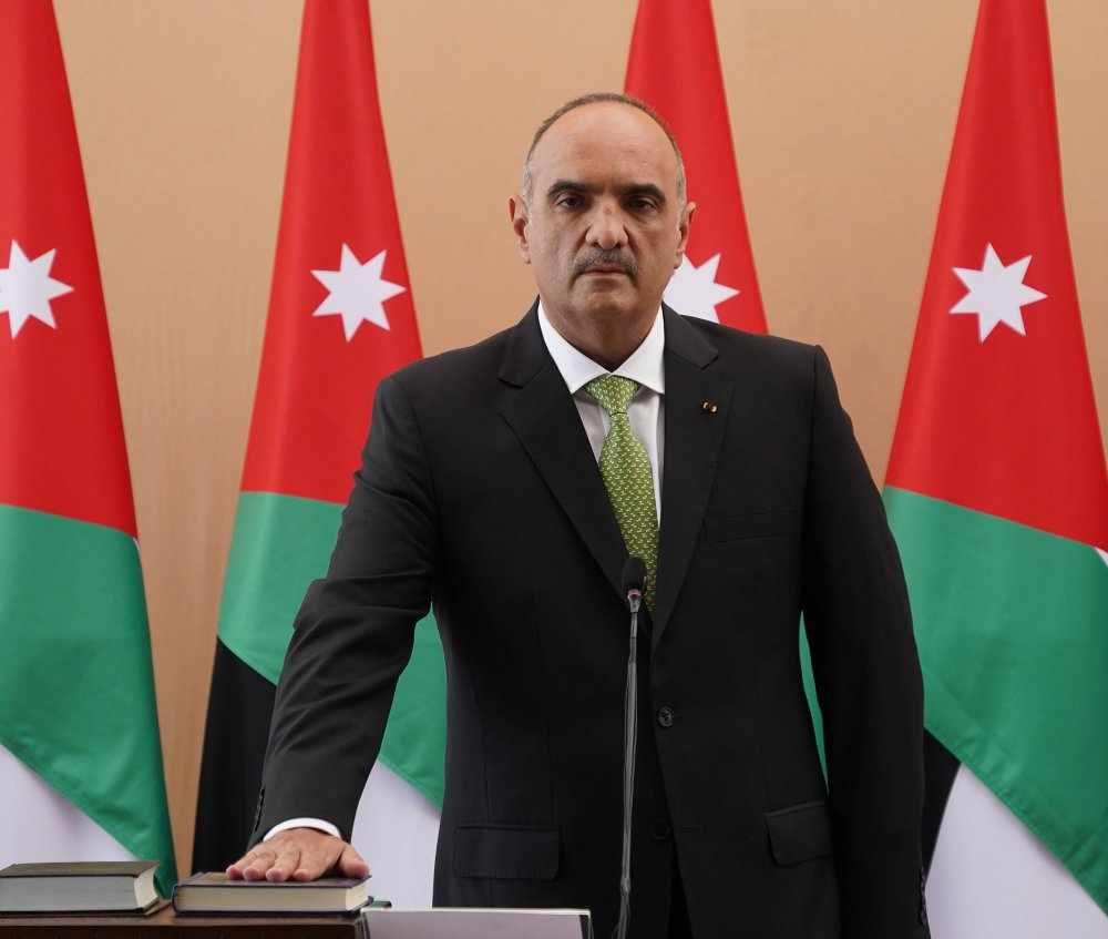 jordan government vote confidence wins