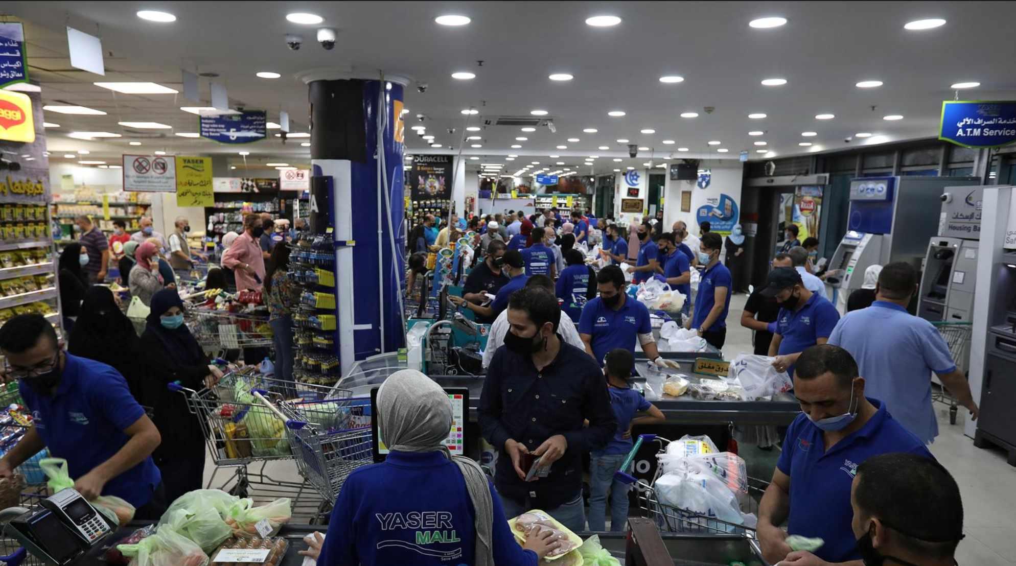 jordan lockdown cases weekend covid