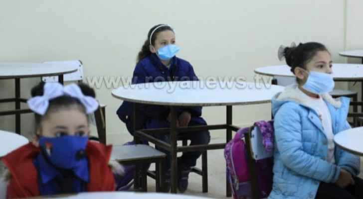jordan students school current education
