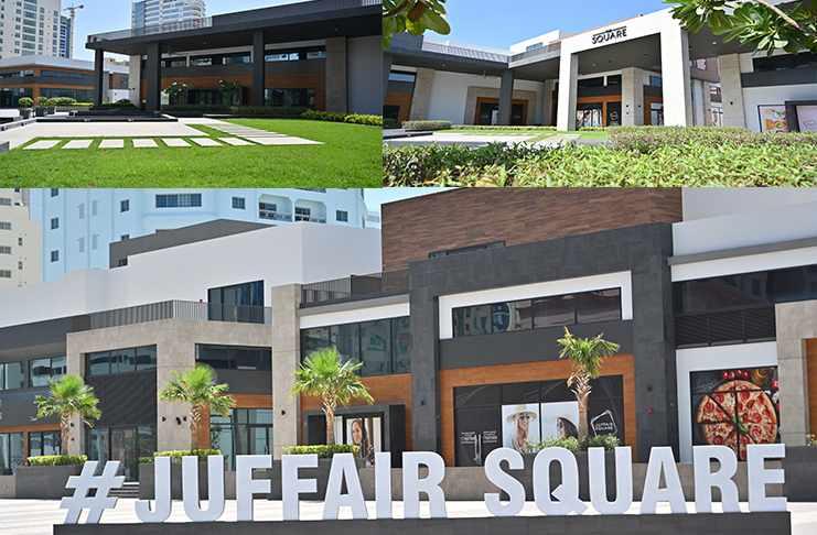 juffair square heart area
