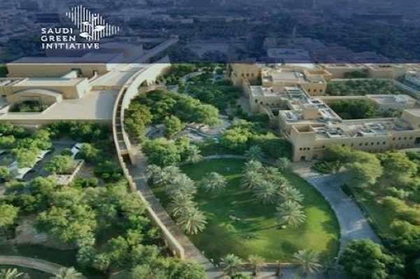 kingdom, riyadh, climate, green, initiative,
