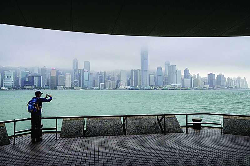 kong hong recession longest ends