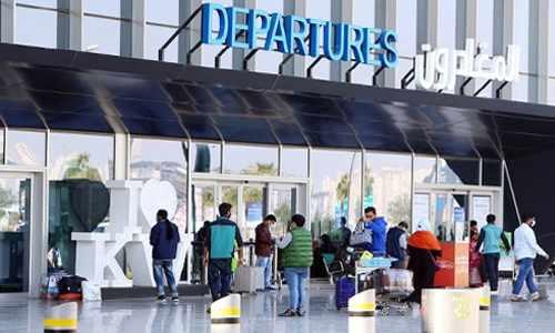kuwait bahrain citizens travel tribune