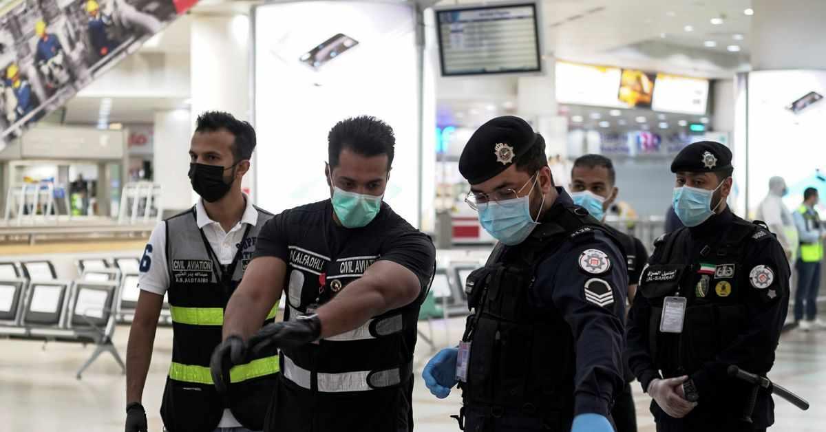 kuwait citizens travel reuters unvaccinated