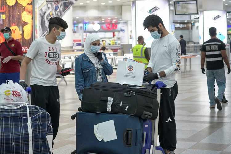 kuwait coronavirus highest cases ministry
