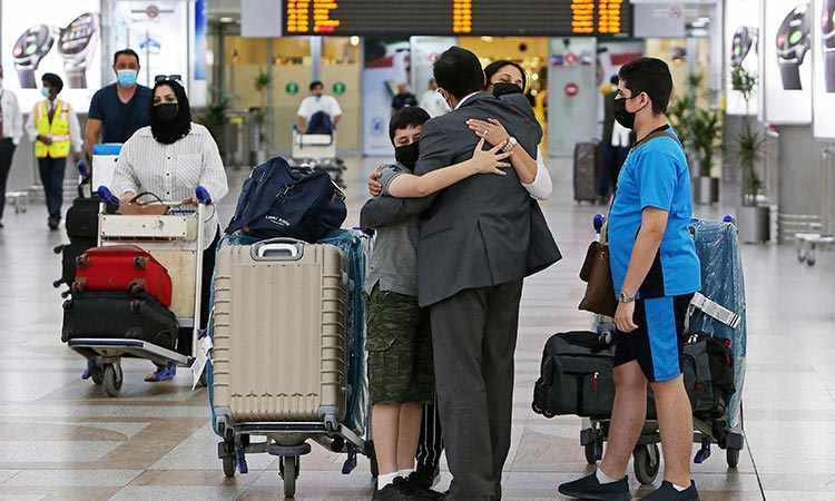 kuwait, coronavirus, vaccinated, weddings, steadily,