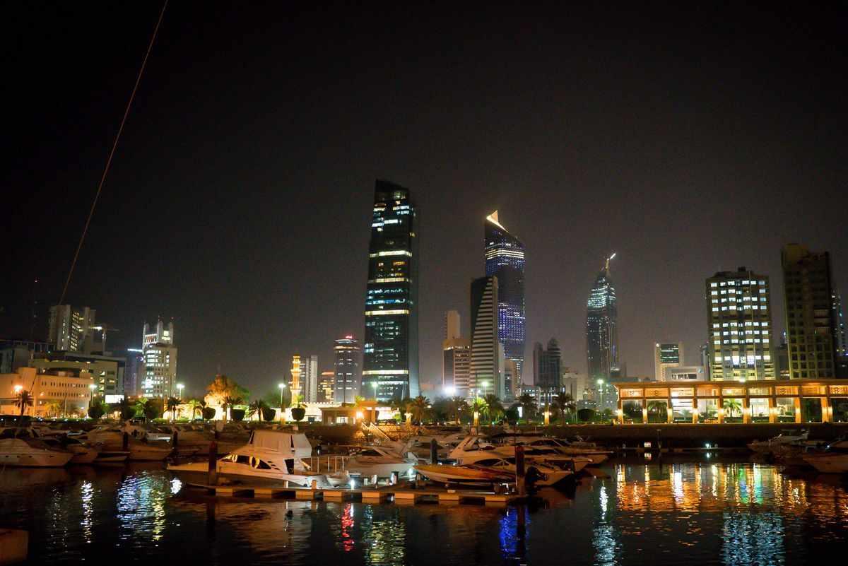 kuwait downgrade liquidity risks tasneem