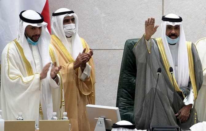 kuwait government emir formation sabah
