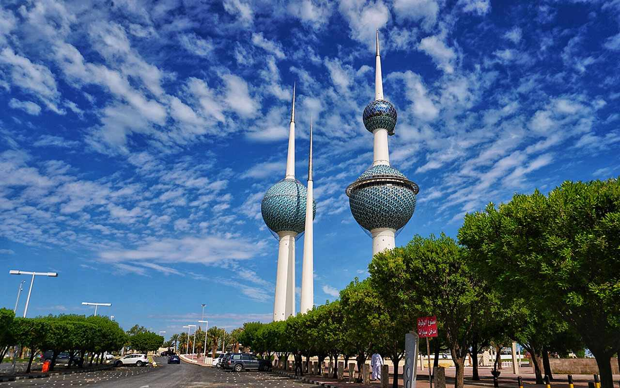 kuwait infrastructure approval projects diversify