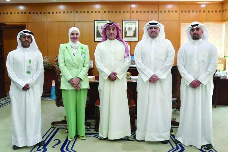 kuwait, kfh, partnership, paaafr, campaign,