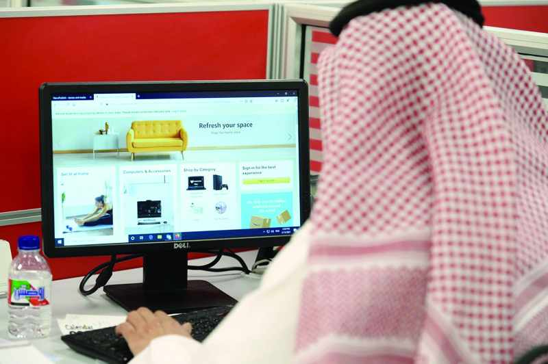 kuwait online shopping covid booms