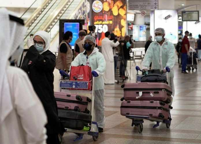 kuwait pcr airlines tests costs