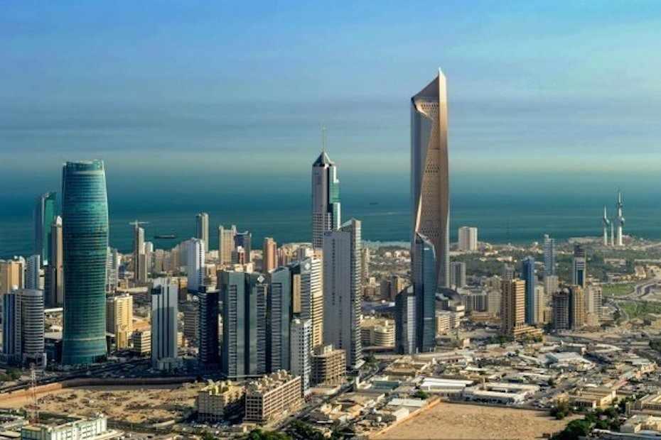 kuwait restrictions malls restaurants private