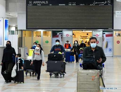 kuwait vaccinated borders expats agopkuwait