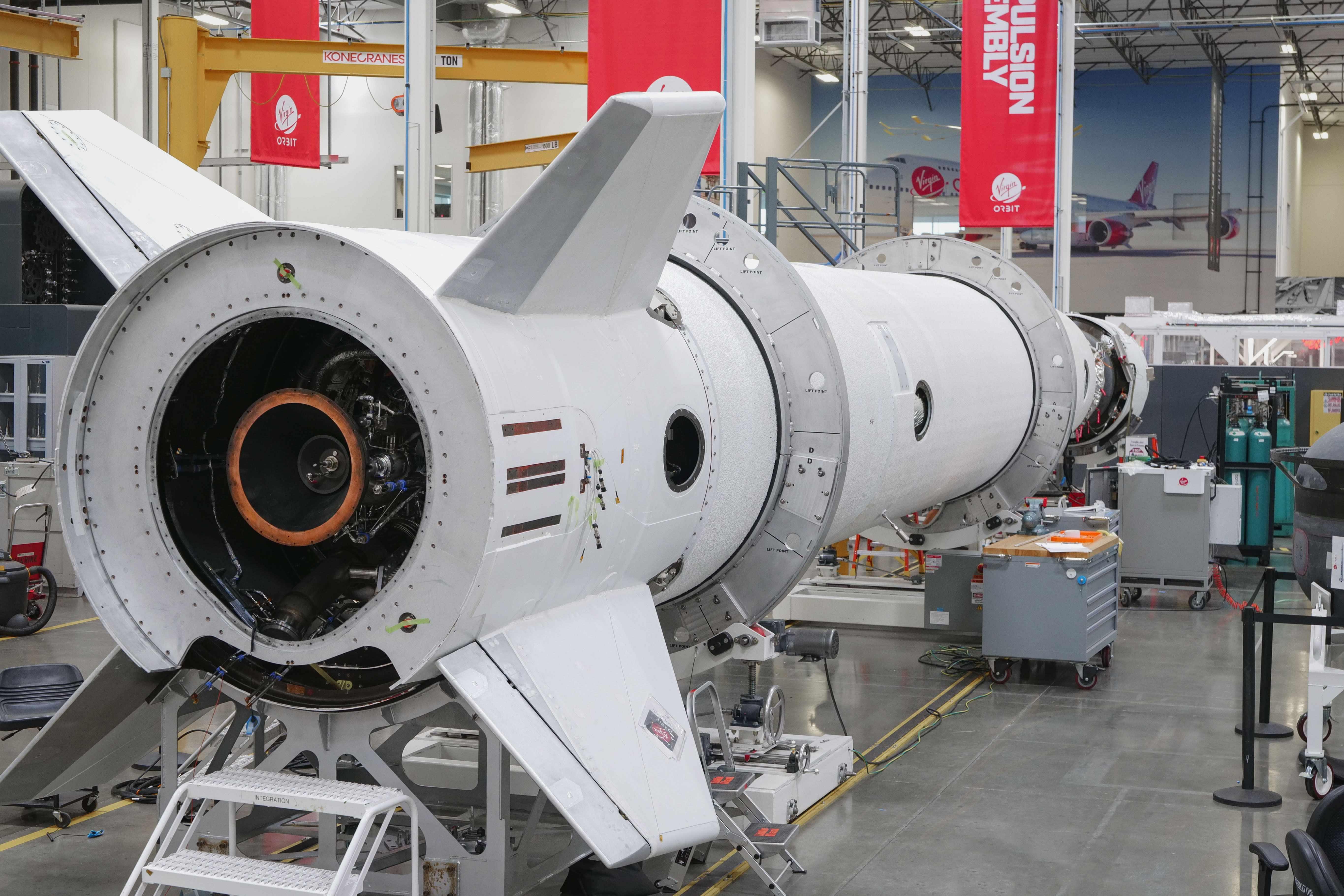 launch orbit virgin