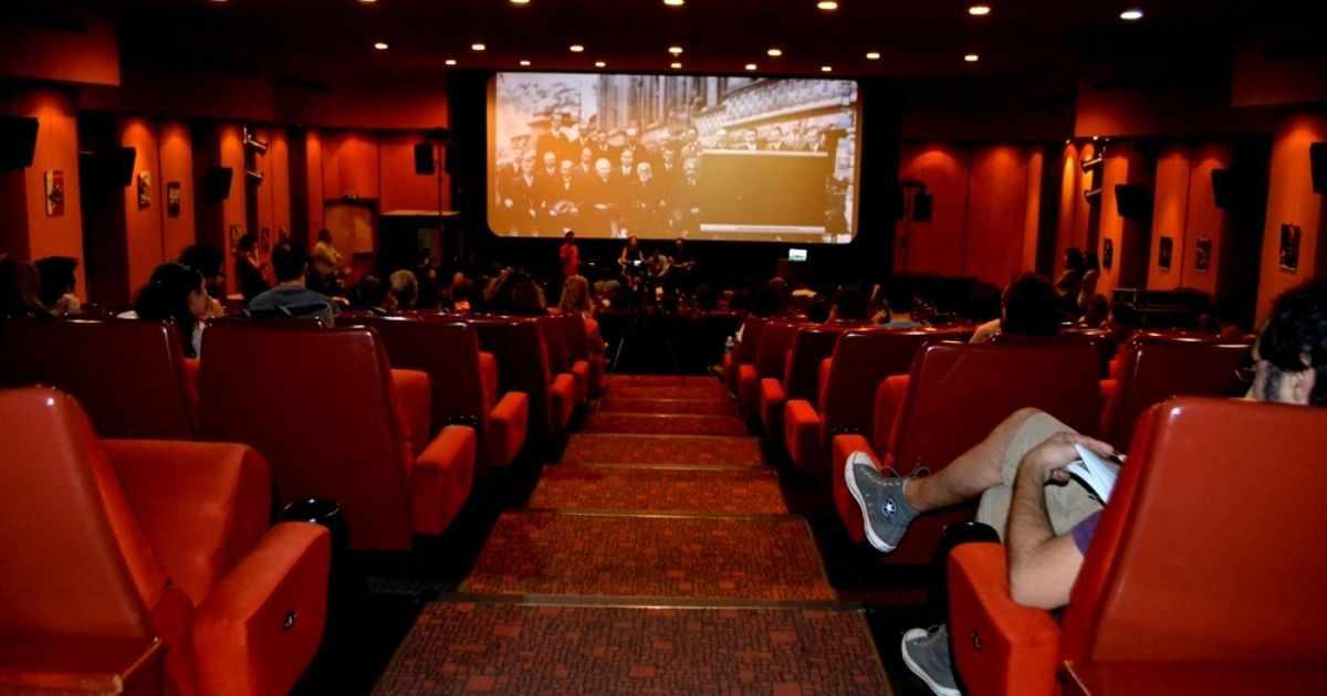 lebanon cinemas theaters finally appeared