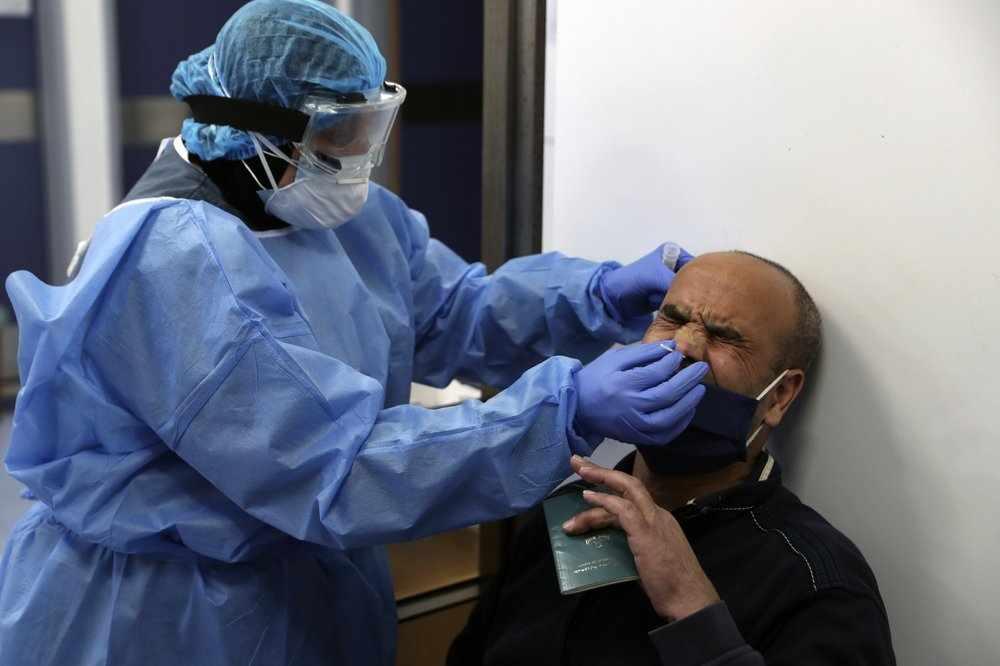 lebanon coronavirus lockdown government nationwide