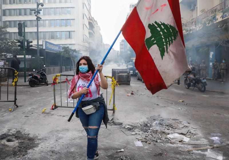 lebanon country rising public fury