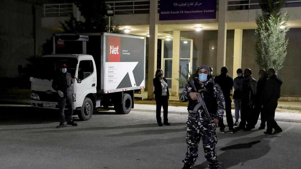 lebanon covid vaccination campaign doses