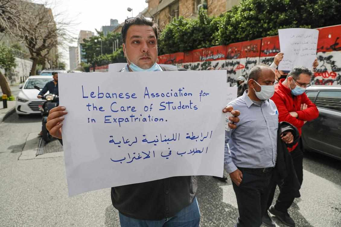 lebanon dollar crisis future students
