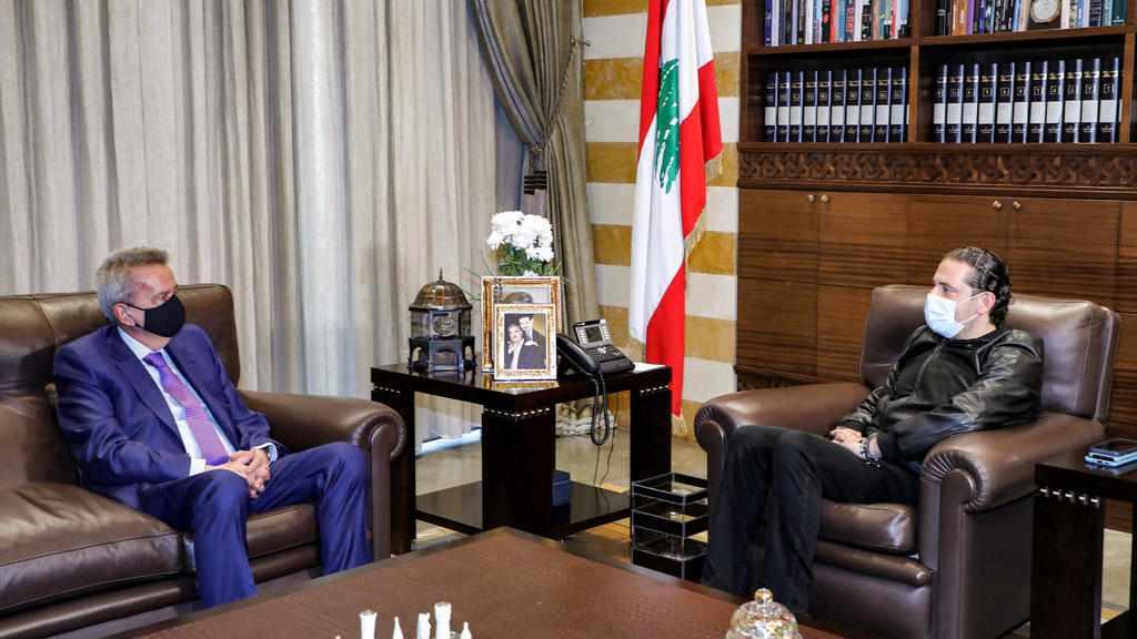 lebanon france bank corruption chief