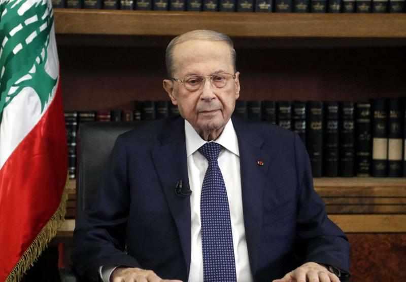 lebanon government consultations aoun muslim