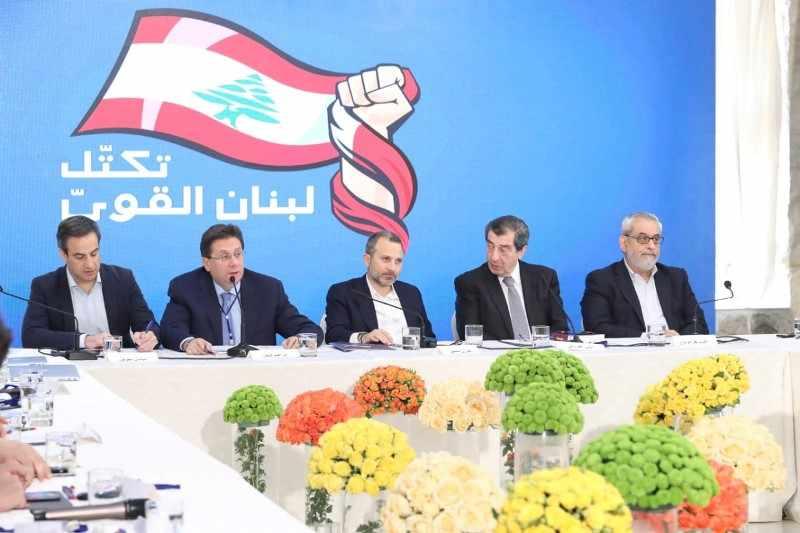 lebanon, government, statement, confidence, contents,