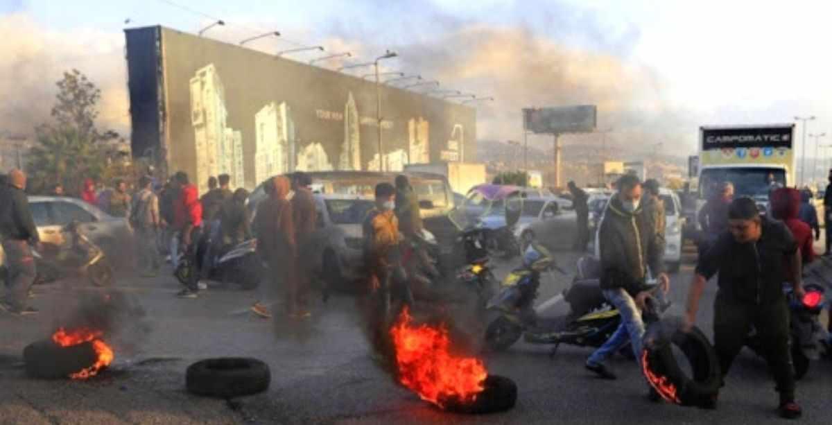 lebanon living conditions people roads
