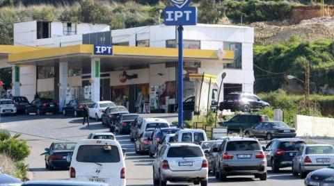 lebanon oil crude iraq supply