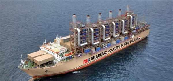 lebanon power firm turkish generation