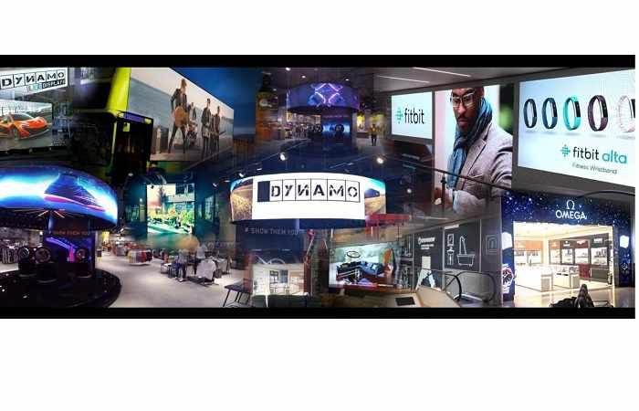 led advertising screen benefits displays