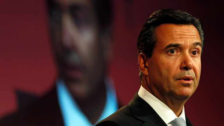 lloyds chief toughest jobs horta