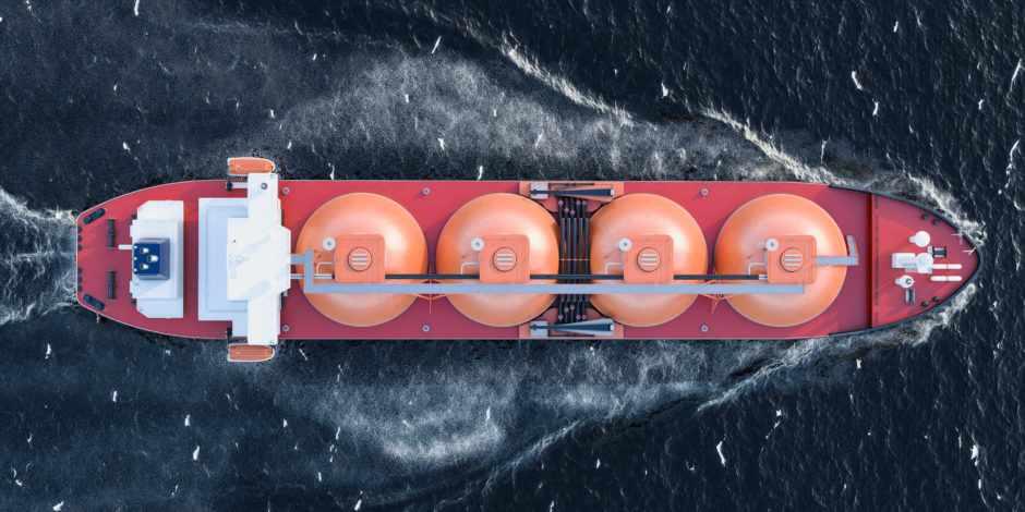 lng ships mol hydrogen ammonia