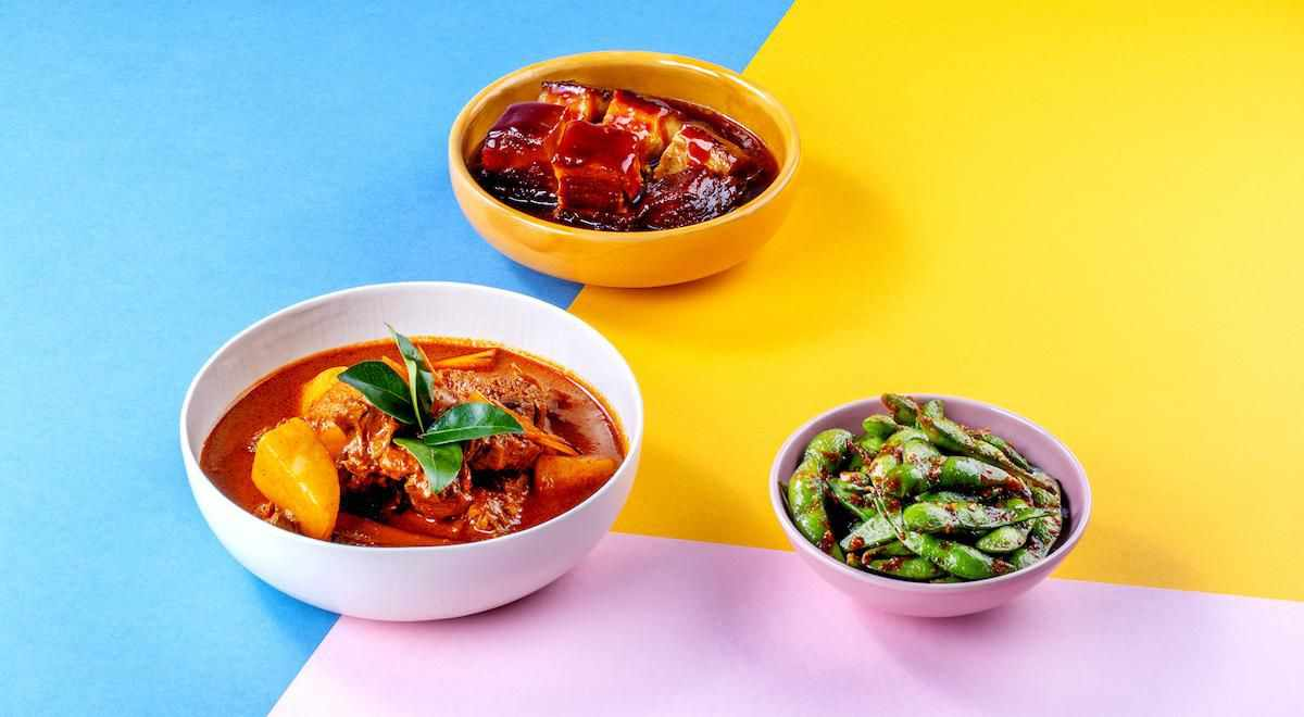 london asian dishes restaurants delivery