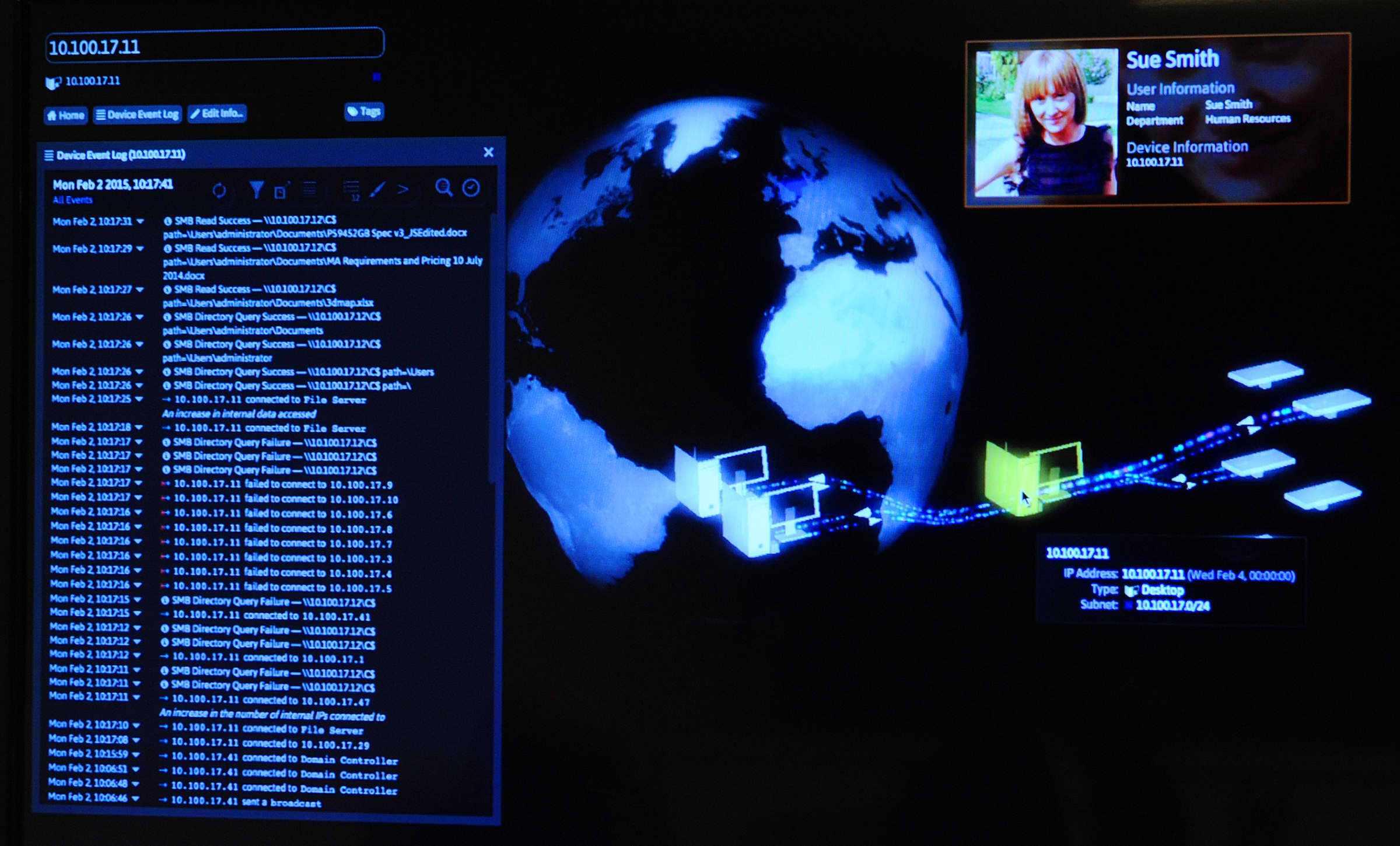 london ipo shares darktrace company