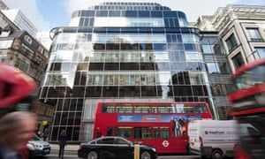 london office goldman sachs workers