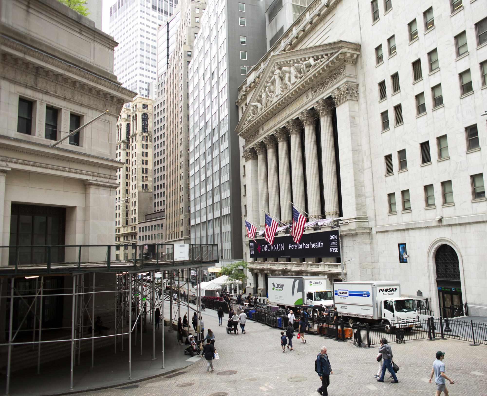 market live updates futures slide