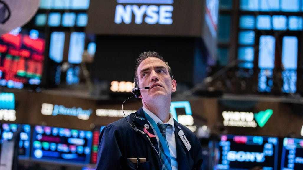 market stock losses covid massive